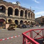 维罗纳圆形竞技场照片
