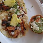 Authentic - so savory! Tacos