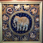Thai Elephant art