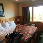 Two bedroom suite in main lodge