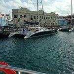 Cool Runnings catamarans (tour from tour desk)