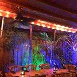 Estamos no Yemanja Woodfire Grill, comida maravilhosa , serviço impecável