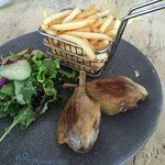 Confit Duck (main in 3 course lunch special)