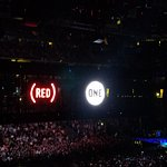 (Red) Campaign and ONE.org at the U2 concert June 29, 2018.