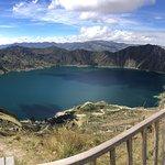 Laguna Quilotoa Foto