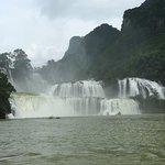 main waterfall
