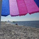 Biloxi Beach ภาพถ่าย