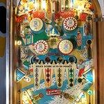 Old pinball game