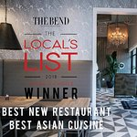 Thank you, Corpus Christi, for voting us Best New Restaurant + Best Asian Cuisine.