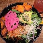 Live Organic Food Bar ภาพถ่าย