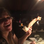 """What do I do with this huge crab leg????"""