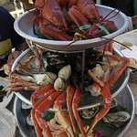 Seafood Tower