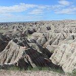 Views from Big Badlands Overlook