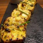 Mango Mustard Marinated Rawas