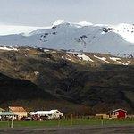 Eyjafjallajökull mountain