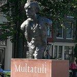 Φωτογραφία: Statue of Multatuli