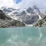 Tulian lake in full glory.