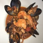 """We recommand you """"Zuppa di pesce"""" that is prepared only on weekend :))"""