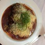 Anna's Cannelloni main course