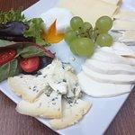Sýrový talíř