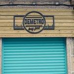 rótulo Demetro