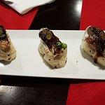 sushi de foie