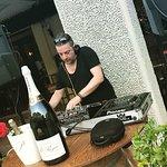 DJ set di Davide Sgarbi