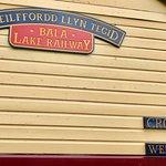 Foto de Bala Lake Railway