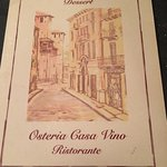 Photo of Osteria Casa Vino