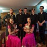 Bollywood night at yuva