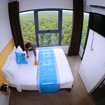 Room with forest view