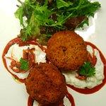 Foto de The Blue Apron Restaurant
