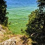 Rock Island State Park Foto