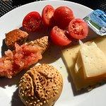 Typisches Mallorcafrühstück