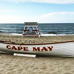 Valokuva: Cape May City Beaches