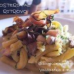 Photo de Ristorante Al Ritrovo - Osteria