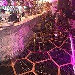 Ozone inside bar area