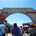 Photo of Osh Bazaar