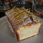 Lemon drizzle cake of the day