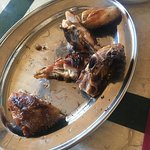This is the piri-piri chicken. I do not recommend