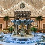 Walt Disney World Dolphin Resort's Lobby