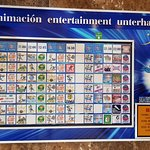 Entertainment timetable