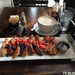 Blu Jam Cafe Foto
