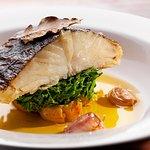 Prato do jantar: Bacalhau Confit