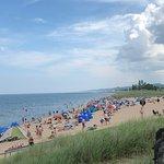 Foto de Oval Beach