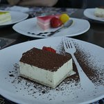 Very pretty dessert