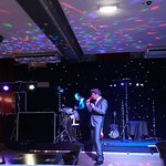 Billy Fury tribute act was really good ...
