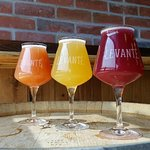 Our beers are eclectic and artisanal. Enjoy!