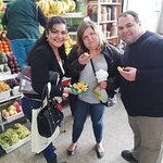 """Lets start to taste  peruvian fruits during our:""""Ceviche Food Tour """"open up yourself to new flav"""