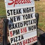 Summer brings Tuesday Night Steak night!